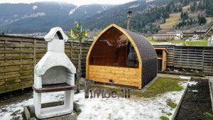 Igloo sauna testimonial 2 1