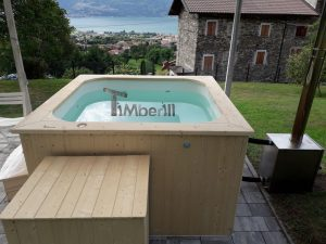 Micro pool party tub for max 16 persons 1