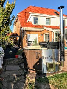 NEULAR Scandinavian Smart pellet heating no maintenance 1