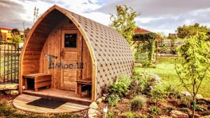 Outdoor Garden Sauna Igloo Design 2 1