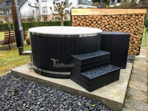 Smart app controlled hot tub 3