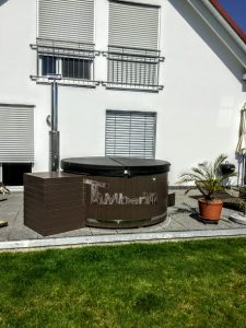 WELLNESS NEULAR SMART Scandinavian hot tub no maintenance required 1 1