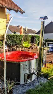 WELLNESS NEULAR SMART Scandinavian hot tub no maintenance required 1 2