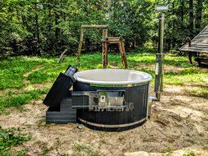 WELLNESS NEULAR SMART Scandinavian hot tub no maintenance required 1 4