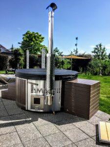 WELLNESS NEULAR SMART Scandinavian hot tub no maintenance required 2 1