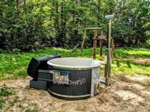 WELLNESS NEULAR SMART Scandinavian hot tub no maintenance required 2 4