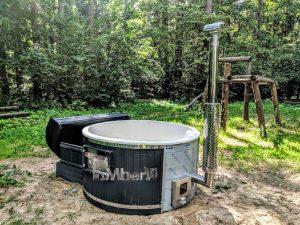 WELLNESS NEULAR SMART Scandinavian hot tub no maintenance required 3 1