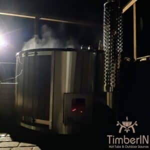 Wood or Pellet fired hot tubs WPC 1