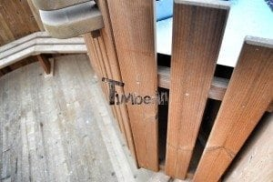 Thermo wood hot tub exclusive 18