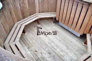 Thermo wood hot tub exclusive 2