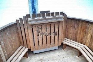 Thermo wood hot tub exclusive 4