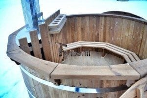 Thermo wood hot tub exclusive 5