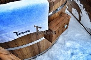 Thermo wood hot tub exclusive 9