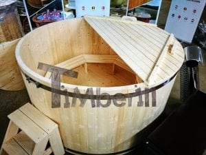 Wooden hot tub basic model by TimberIN 16