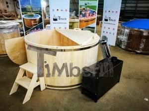 Wooden hot tub basic model by TimberIN 17