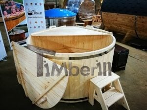 Wooden hot tub basic model by TimberIN 4