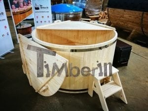 Wooden hot tub basic model by TimberIN 6