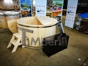 Wooden hot tub basic model by TimberIN 7