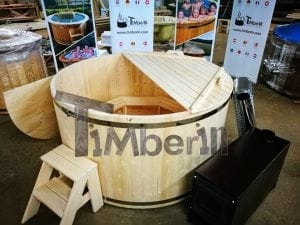 Wooden hot tub basic model by TimberIN 8