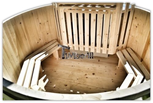 Cheap wooden hot tub