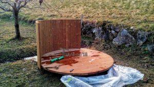 Wooden hot tub kits 2