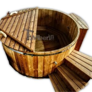 Wooden hot tub kits uk