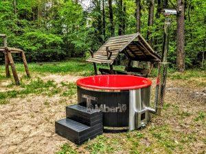 WELLNESS NEULAR SMART Scandinavian hot tub no maintenance required 13