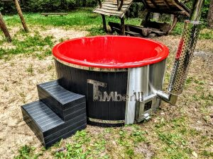 WELLNESS NEULAR SMART Scandinavian hot tub no maintenance required 15