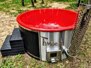 WELLNESS NEULAR SMART Scandinavian hot tub no maintenance required 17
