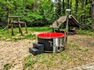 WELLNESS NEULAR SMART Scandinavian hot tub no maintenance required 4