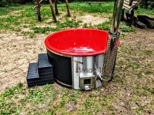 WELLNESS NEULAR SMART Scandinavian hot tub no maintenance required 6