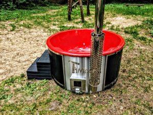 WELLNESS NEULAR SMART Scandinavian hot tub no maintenance required 7