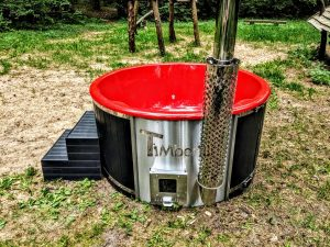 WELLNESS NEULAR SMART Scandinavian hot tub no maintenance required 8