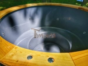 Electricity heated hot tub for garden 13