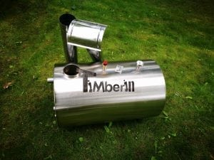 Outside round stainless steel heater for hot tubs 14
