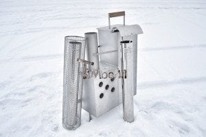 Snorkel heater for hot tubs 1