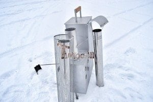 Snorkel heater for hot tubs 2