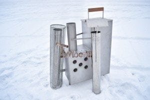 Snorkel heater for hot tubs 3
