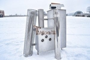 Snorkel heater for hot tubs 4