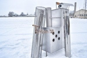Snorkel heater for hot tubs 5
