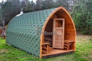 Iglu Garden Sauna TimberIN 1
