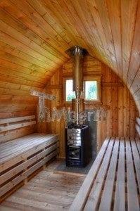 Iglu Garden Sauna TimberIN 24