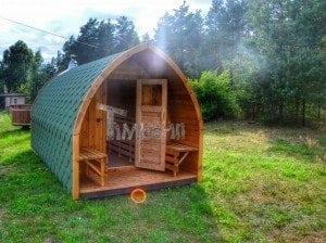 Iglu Garden Sauna TimberIN 38