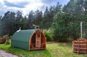 Iglu Garden Sauna TimberIN 41