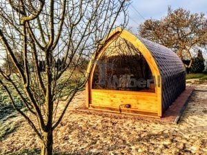 Outdoor Garden Sauna Igloo Design 2