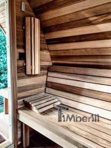 Outdoor Garden Sauna Igloo Design 4 1