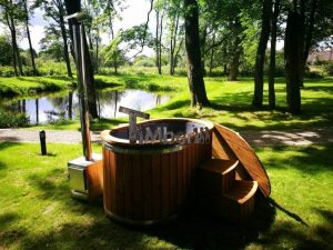 Ofuro outdoor spa for 2 persons 12