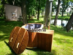 Ofuro outdoor spa for 2 persons 18