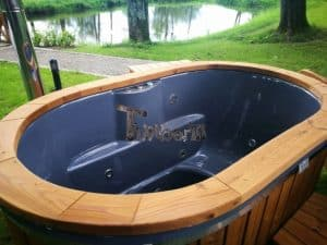 Ofuro outdoor spa for 2 persons 19