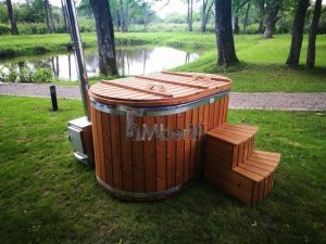 Ofuro outdoor spa for 2 persons 2